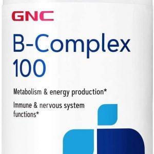 GNC B Complex Big – 100 Caplets