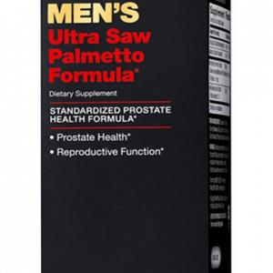 GNC Men's Ultra Saw Palmetto Formula 120 Softgels