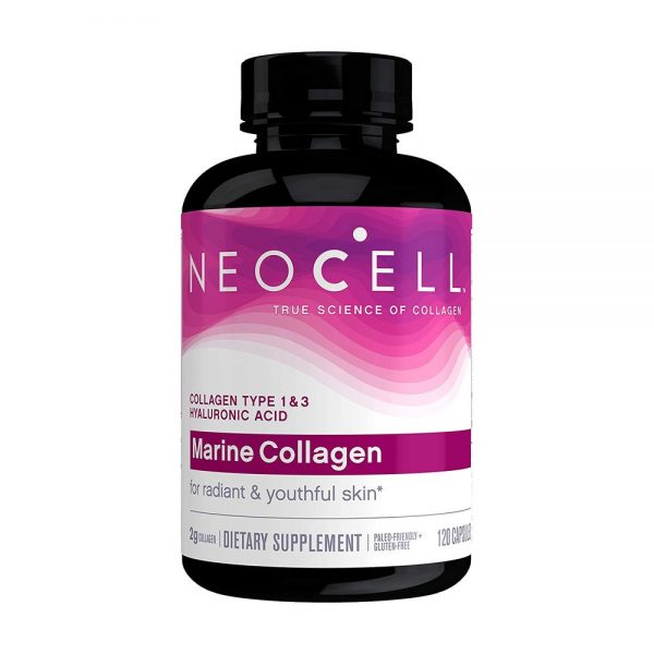Neocell-Marine-Collagen-120-Capsules