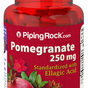 pomegranate extracts piping rocks 250mg
